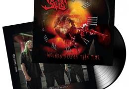 Morta SkuldWounds Deeper Than Time(Vinyl)