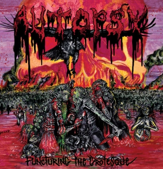 Autopsy's new mini album – Puncturing the Grotesque is OUT NOW