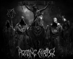Rotting Christ release deluxe 5-disc, 72-page book 'Under Our Black Cult'