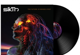 SikThThe Future In Whose Eyes?(Vinyl)