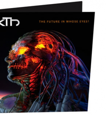 <b>SikTh</b><br>The Future In Whose Eyes?<br>(CD)