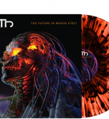 <b>SikTh</b><br>The Future In Whose Eyes?<br>(Orange Splatter Vinyl)