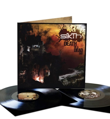<b>SIKTH</b><br>Death of a Dead Day<br>(Vinyl)
