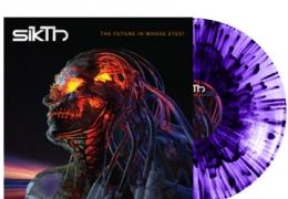 SikThThe Future In Whose Eyes?(Purple Splatter Vinyl)