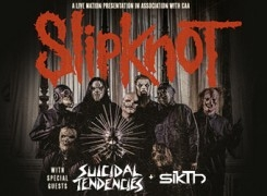 SikTh to join Slipknot on their UK tour