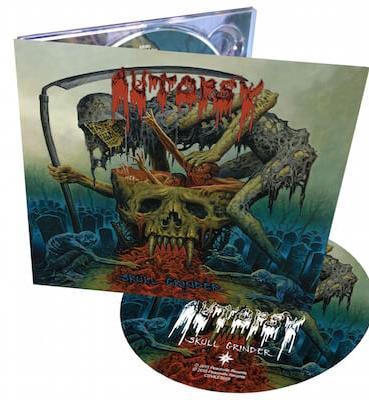 <b>AUTOPSY</b><br> Skull Grinder<br>(CD)