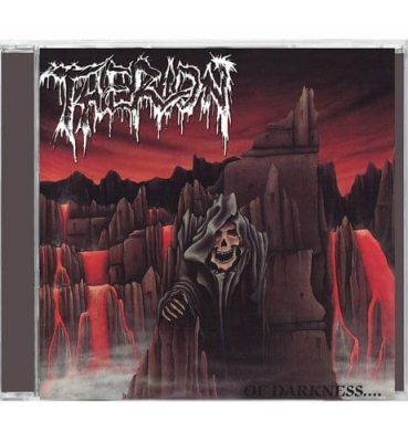 <b>Therion</b><br>Of Darkness&#8230;<br>(CD)