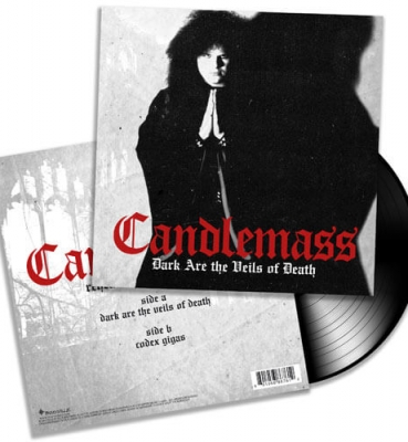 <b>Candlemass</b><br>Dark Are The Veils Of Death<br>(Vinyl)