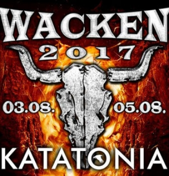 Katatonia confirm their first ever appearance at Wacken Festival