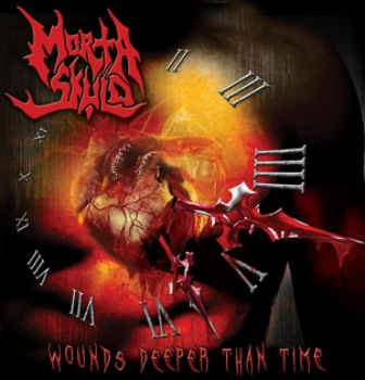 Morta Skuld's new album 'Wounds Deeper Than Time' is OUT NOW + announce new lyric video