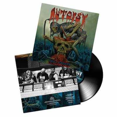 AUTOPSY Skull Grinder(Vinyl)