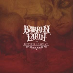 BARREN EARTH The Devil's Resolve(CD)