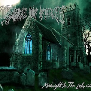 CRADLE OF FILTH Midnight in the Labyrinth(CD)