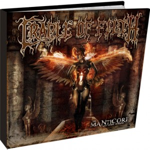 CRADLE OF FILTH The Manticore & Other Horrors(CD)