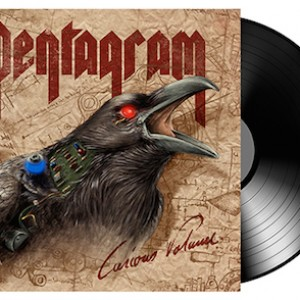 PENTAGRAM Curious Volume(Vinyl)