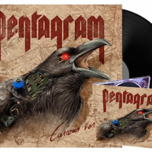 PENTAGRAM Curious Volume(CD/Vinyl)