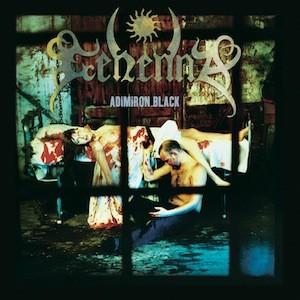 GEHENNA Adimiron Black(CD)