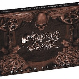 MORTUARY DRAPE Buried in Time(CD)