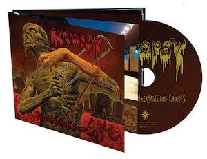 AUTOPSY Tourniquets Hacksaws & Graves(CD)