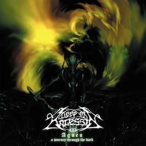 KEEP OF KALESSIN Agnen – A Journey Through the Dark(Vinyl)