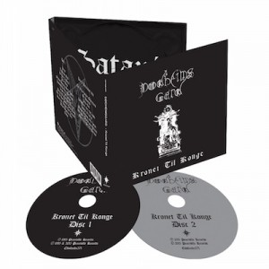 DODHEIMSGARD Kronet til Konge(CD)