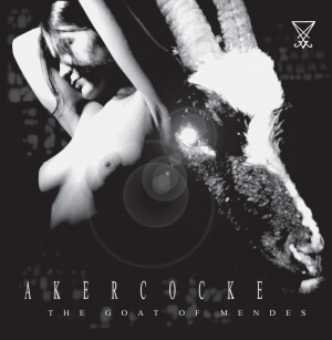 AKERCOCKE The Goat of Mendes(CD)