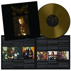 MAYHEM Live In Zeitz(Vinyl)
