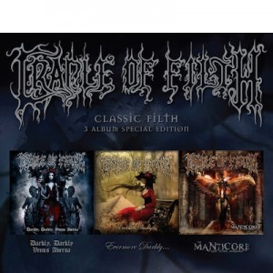 CRADLE OF FILTHClassic Filth(3CD)