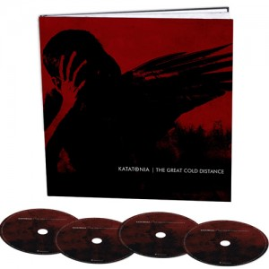 KatatoniaThe Great Cold Distance(4CD / Book)