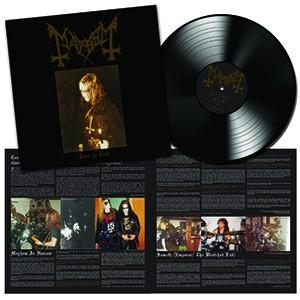 MayhemLive in Zeitz(Vinyl)