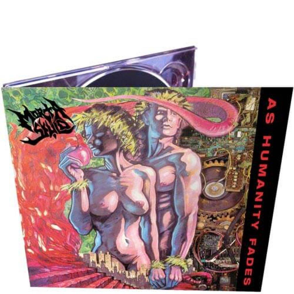 Morta SkuldAs Humanity Fades(CD)