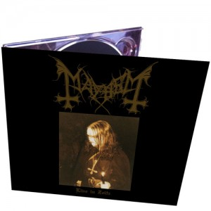 MayhemLive in Zeitz(CD)