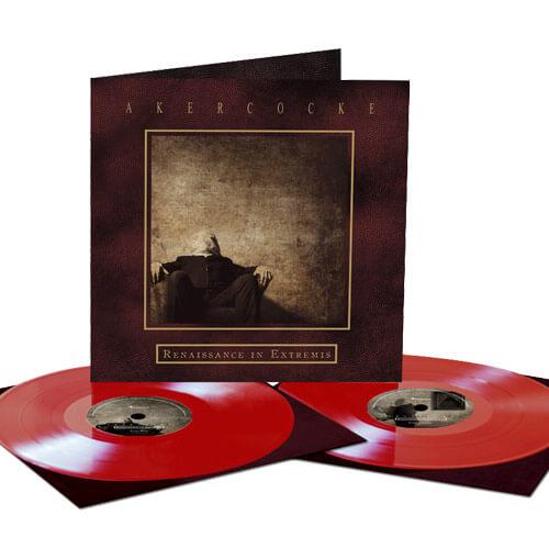 AkercockeRenaissance In Extremis(Red Vinyl)