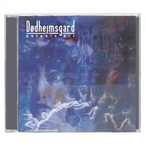 DødheimsgardSatanic Art(CD)
