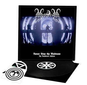 MysticumNever Stop the Madness…(Vinyl + DVD)