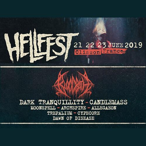 Bloodbath to headline a Hellfest stage in 2019