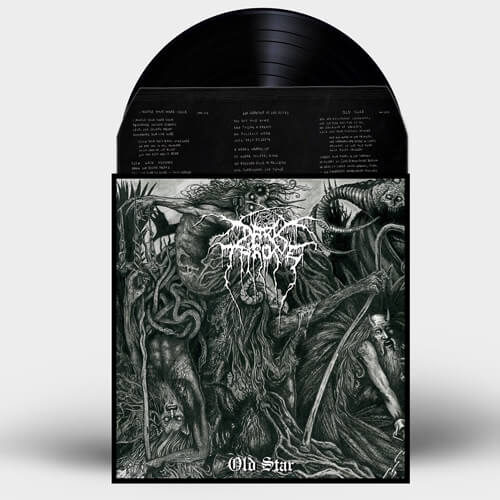 DarkthroneOld Star(Black Vinyl)