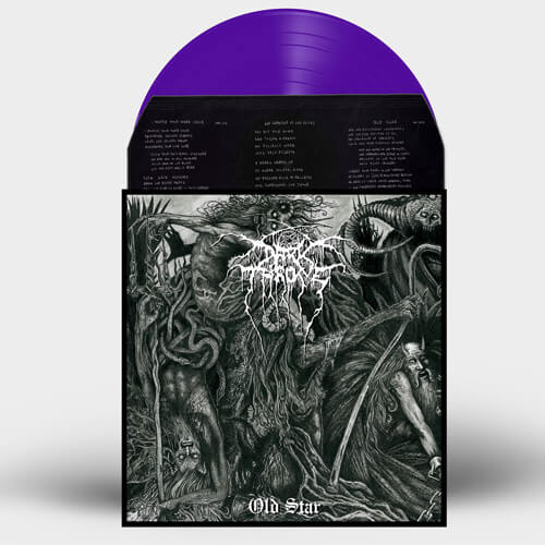 DarkthroneOld Star(Purple Vinyl)