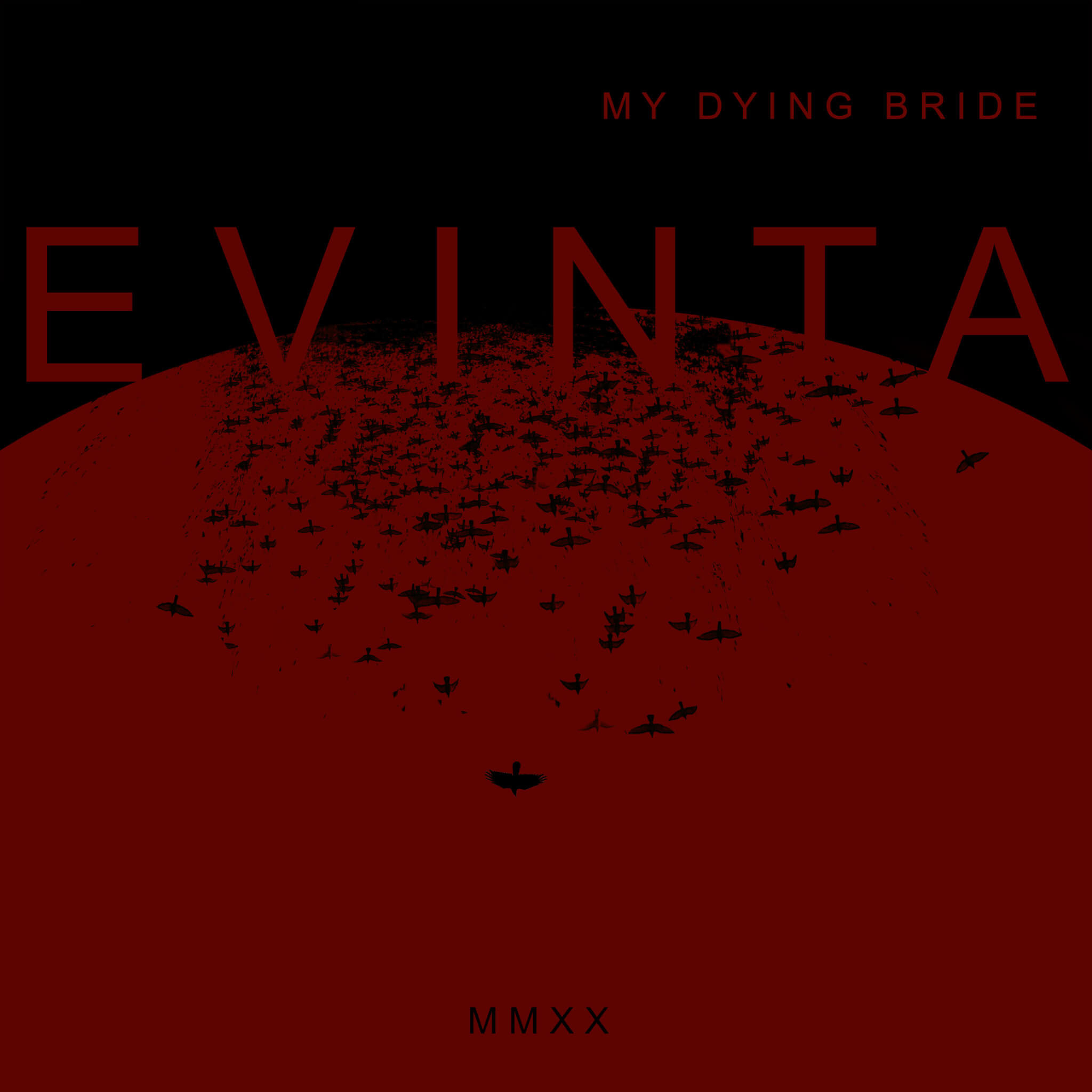 My Dying Bride – Evinta (MMXX) Limited edition 30th anniversary vinyl edition released December 4th