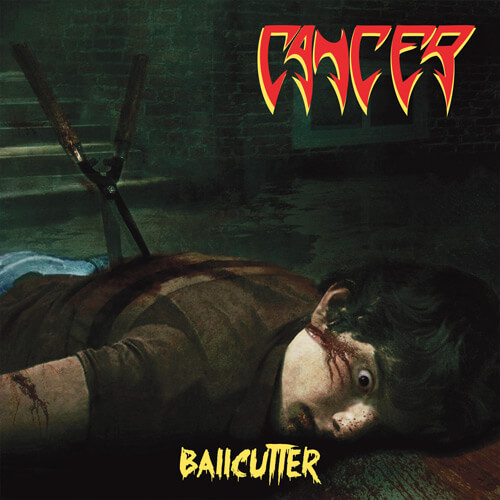 UK death metal legends Cancer reveal new BALLCUTTER EP