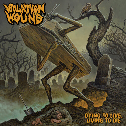 Violation Wound release new album of aggressive hardcore punk savagery