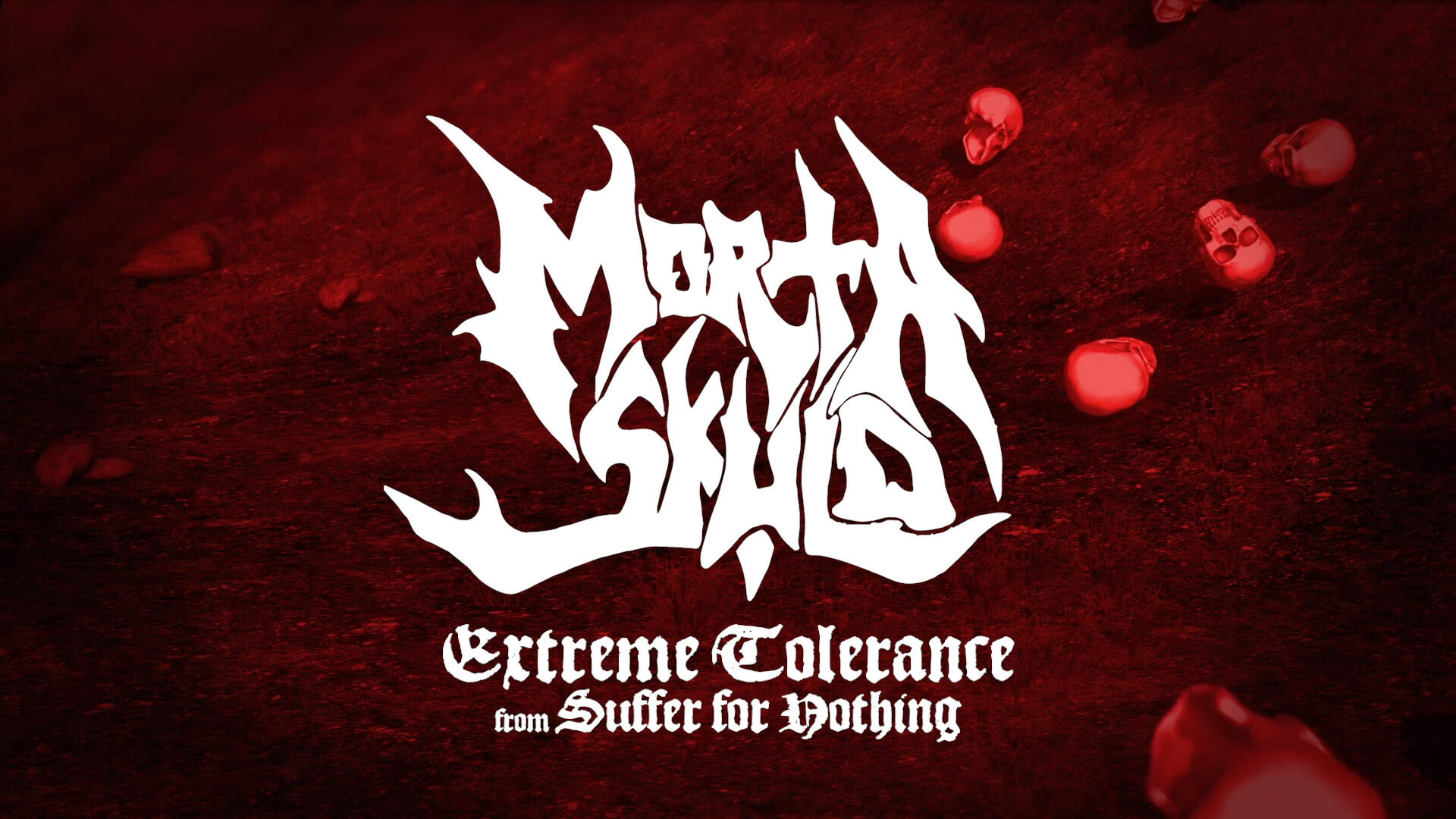 "Morta Skuld reveal lyric video for ""Extreme Tolerance"""