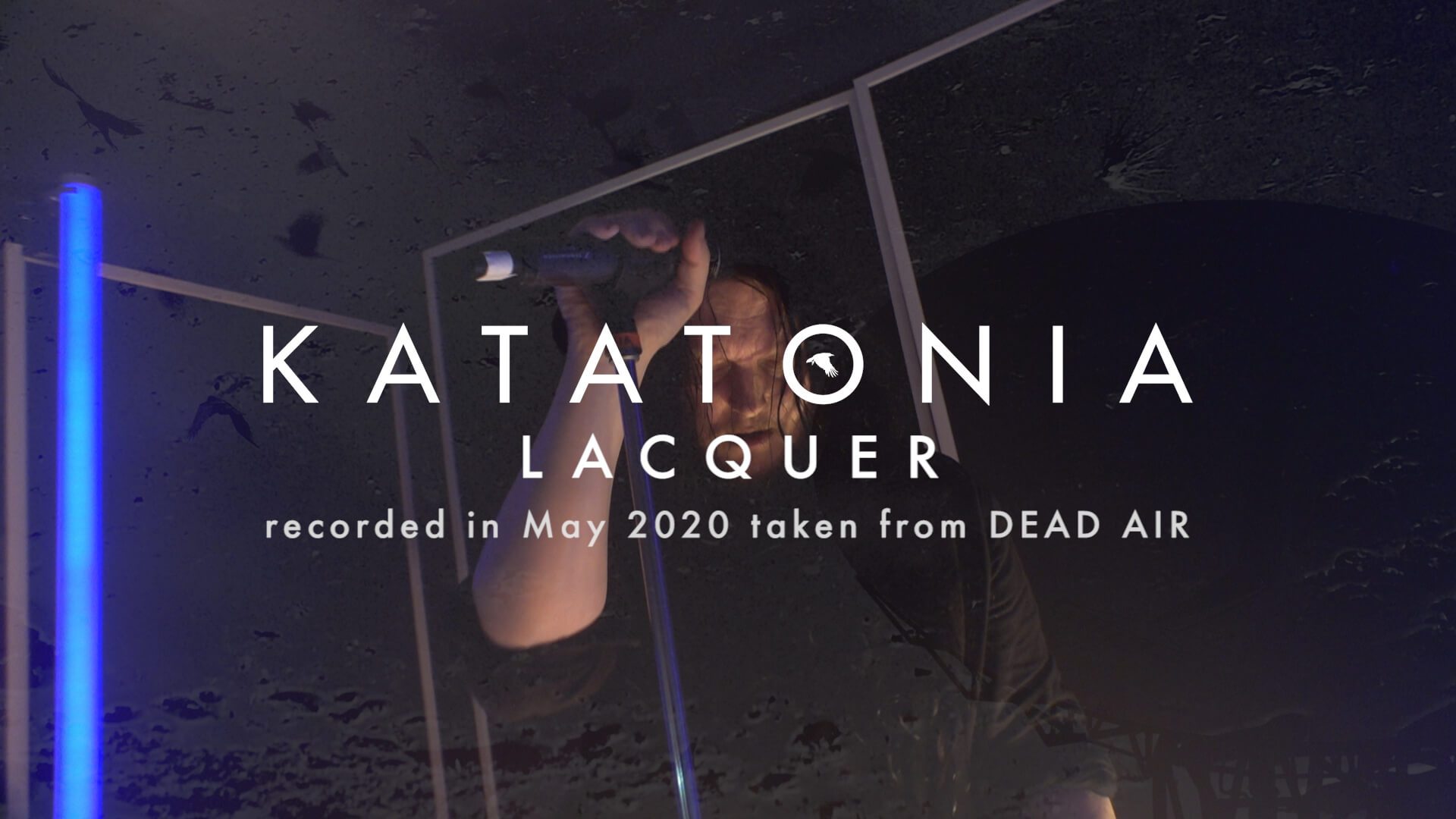 "Katatonia release ""Lacquer"" video from Dead Air, their lockdown session live album"