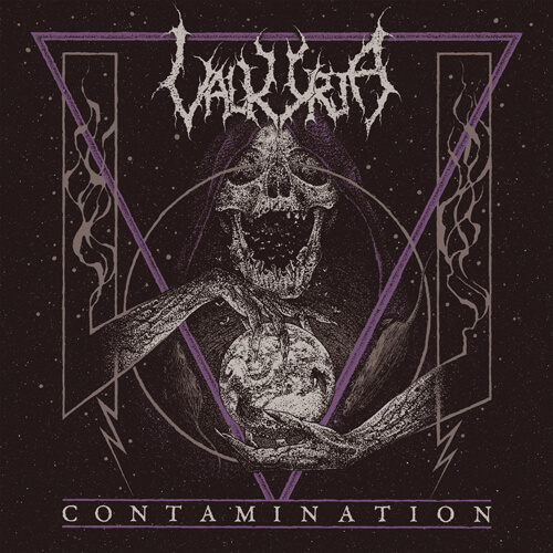 The remastered 10th anniversary edition of Valkyrja's  'Contamination' to be released on Peaceville