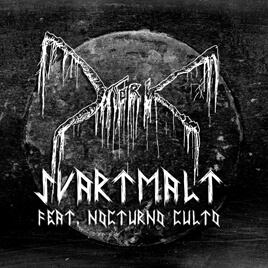 "Mork premiere new lyric video for ""Svartmalt"" – The new single featuring Darkthrone's Nocturno Culto"