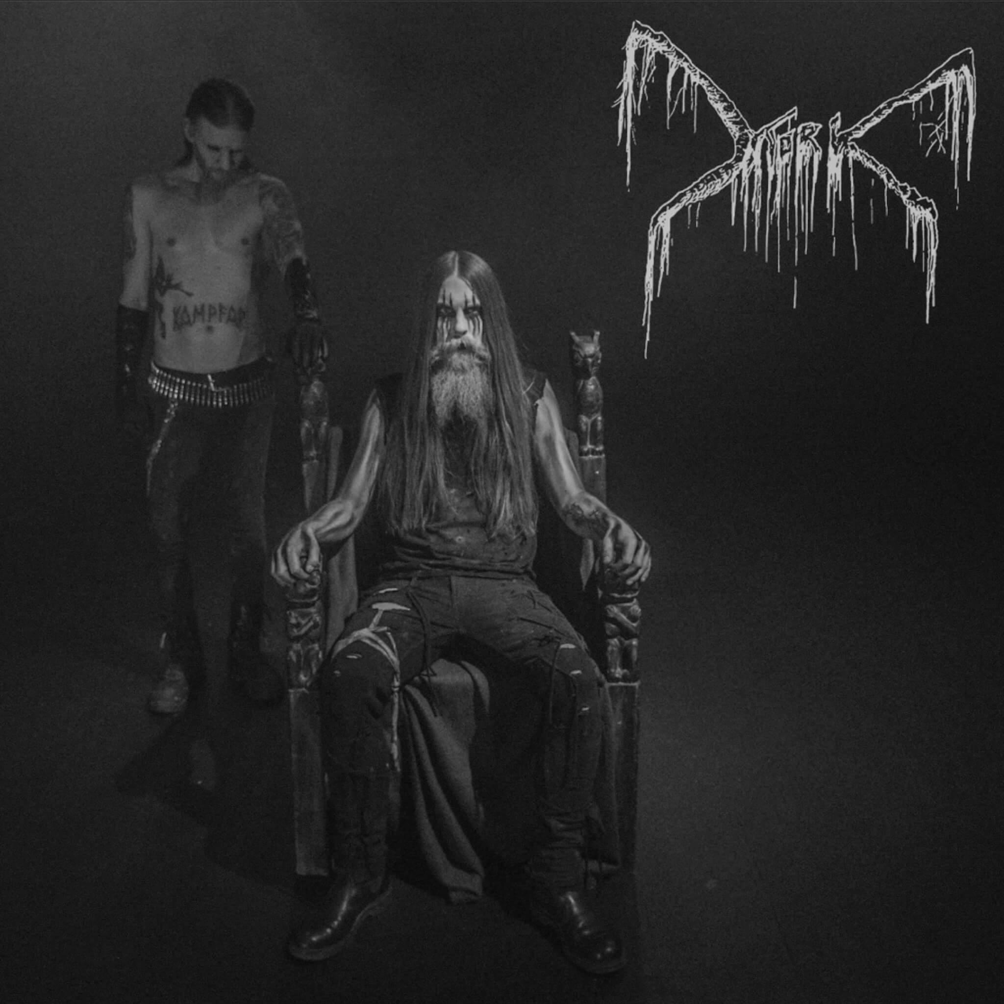 """Mork release digital single and new video for """"Født Til A Herske"""" (Feat. Dolk Of Kampfar)"""
