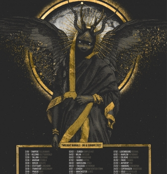 KATATONIA announce Co-headline tour with SÓLSTAFIR for 2022!