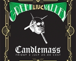 Candlemass – Green Valley Live  – Live from lockdown recorded July 2020 – released 7th May