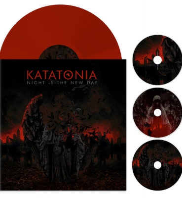 <b>Katatonia</b><br>Night is the New Day<br>(Deluxe)
