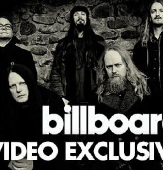 Billboard stream exclusive Katatonia video for 'Serein'